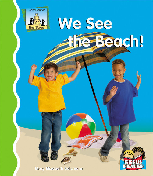 Cover: We See The Beach!
