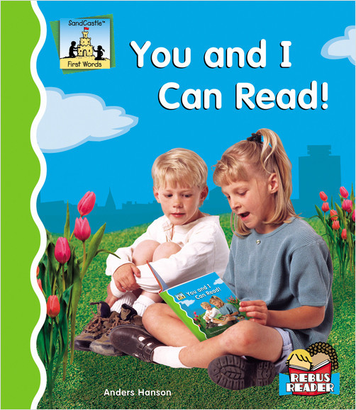 Cover: You And I Can Read!