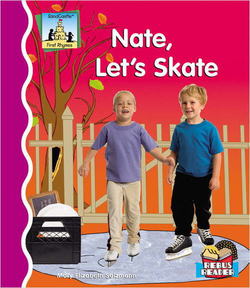 Cover: Nate, Let's Skate