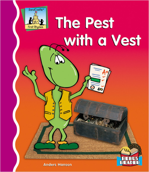 Cover: Pest With A Vest