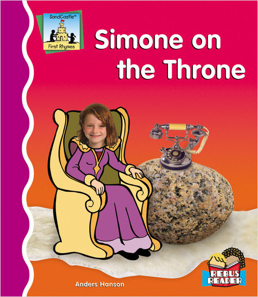 Cover: Simone On The Throne