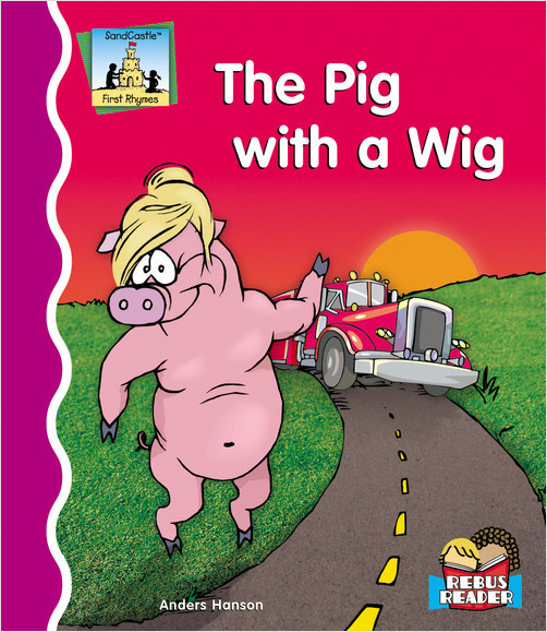 Cover: Pig With a Wig