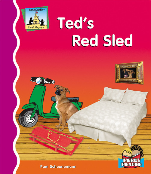 Cover: Ted's Red Sled
