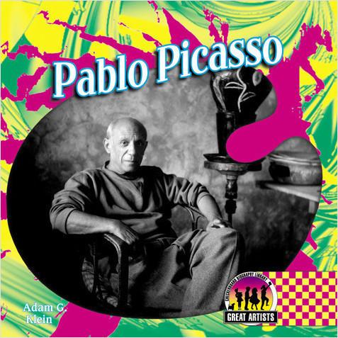 Cover: Pablo Picasso