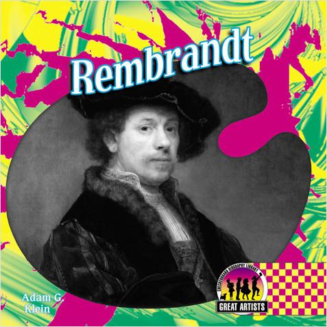 Cover: Rembrandt