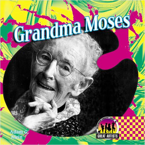 Cover: Grandma Moses