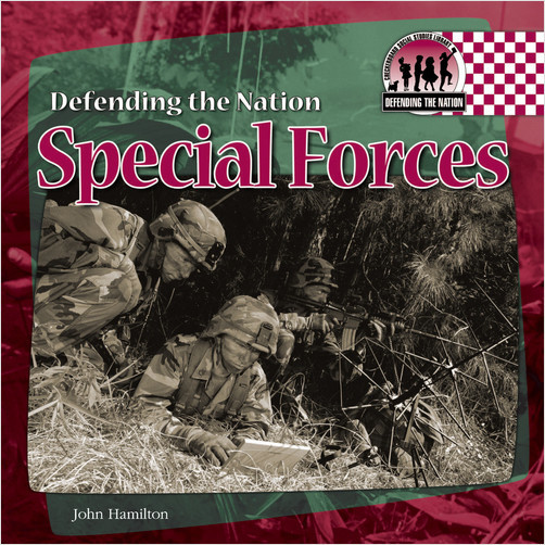 Cover: Special Forces