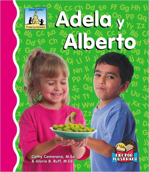 Cover: Adela Y Alberto