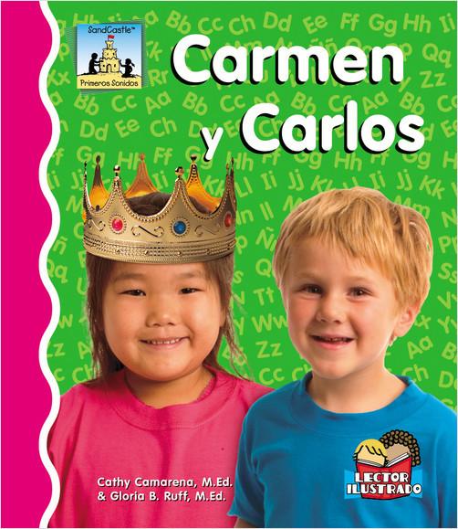 Cover: Carmen Y Carlos