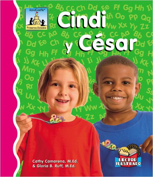 Cover: Cindi Y Cesar
