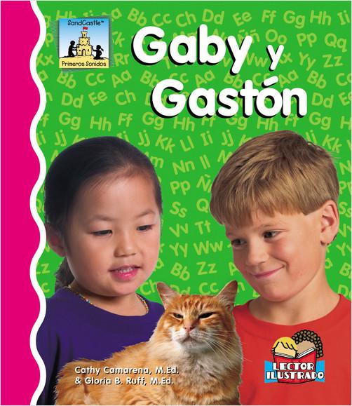Cover: Gaby Y Gaston