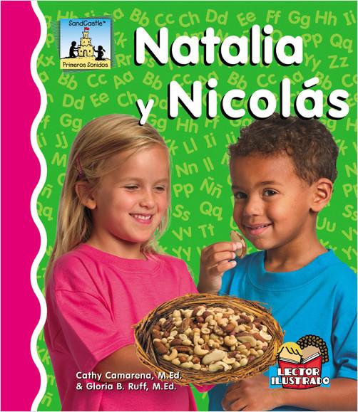 Cover: Natalia Y Nicolas