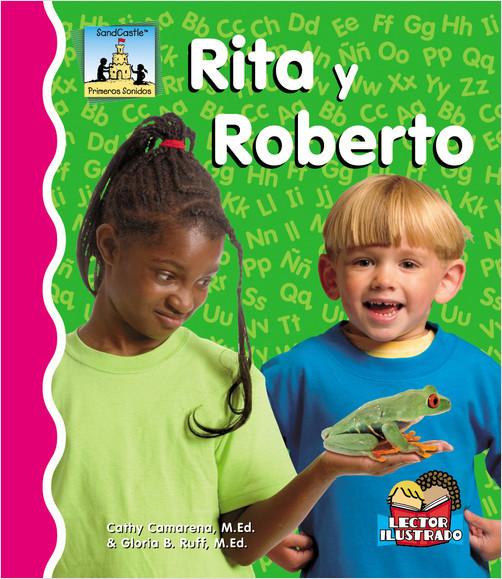 Cover: Rita Y Roberto