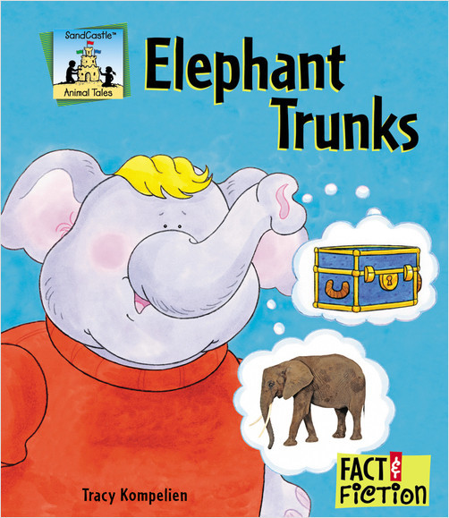 Cover: Elephant Trunks