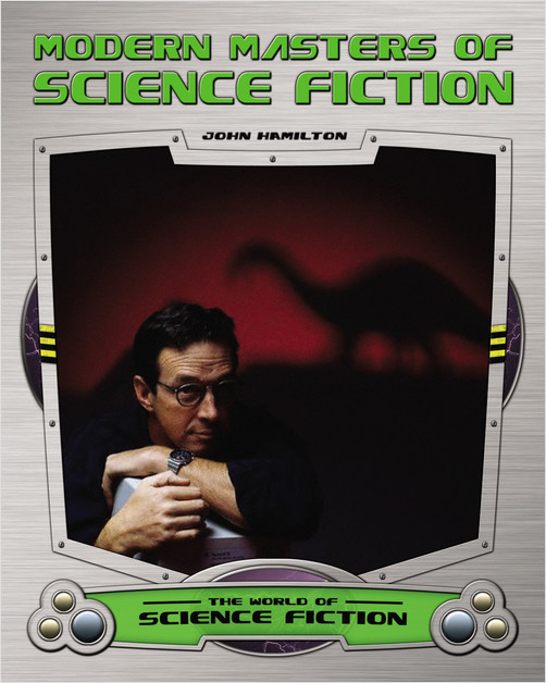 Cover: Modern Masters of Science Fiction