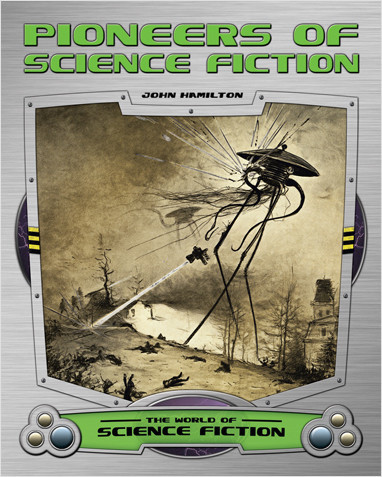Cover: Pioneers of Science Fiction