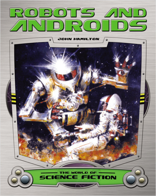 Cover: Robots and Androids