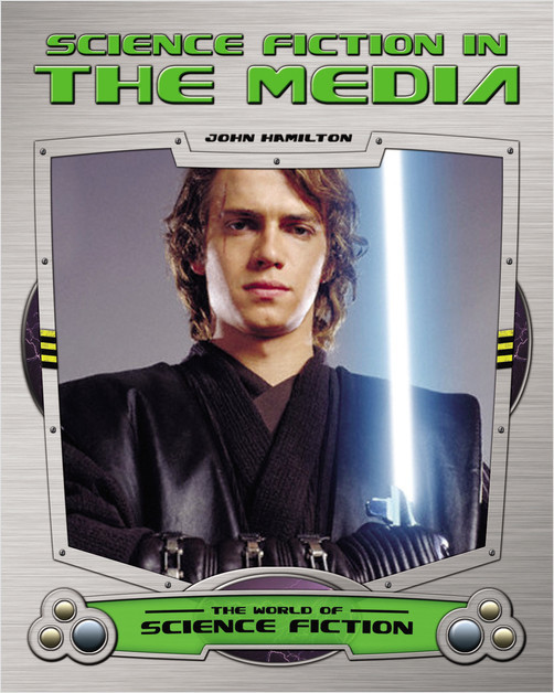 Cover: Science Fiction in the Media