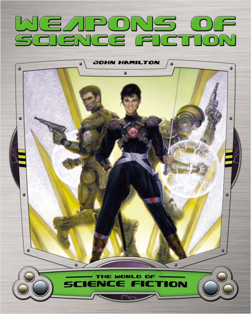 Cover: Weapons of Science Fiction