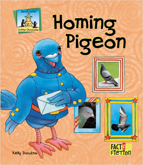 Cover: Homing Pigeon