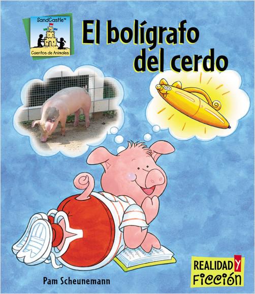 Cover: Boligrafo del cerdo