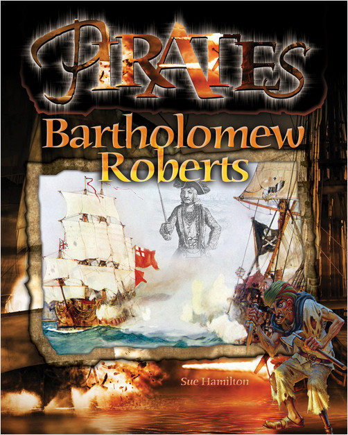 Cover: Bartholomew Roberts