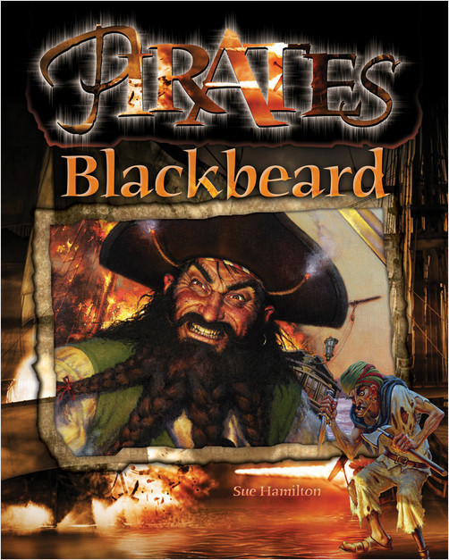 Cover: Blackbeard