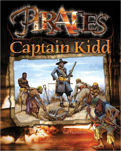 Cover: Captain Kidd