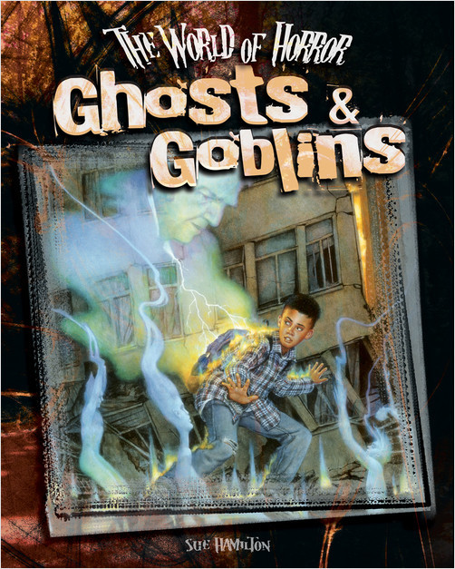 Cover: Ghosts & Goblins