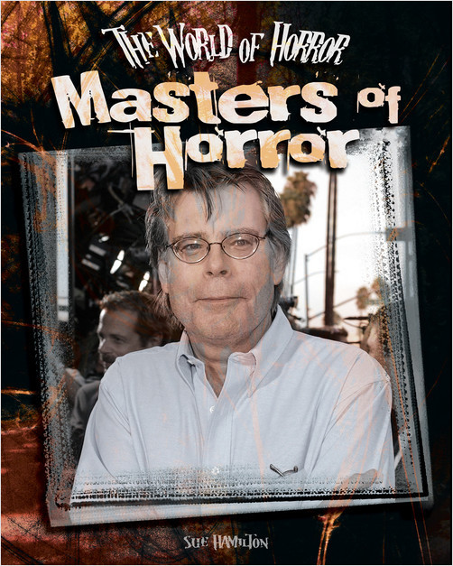 Cover: Masters of Horror