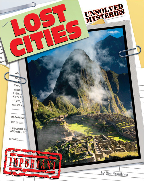 Cover: Lost Cities