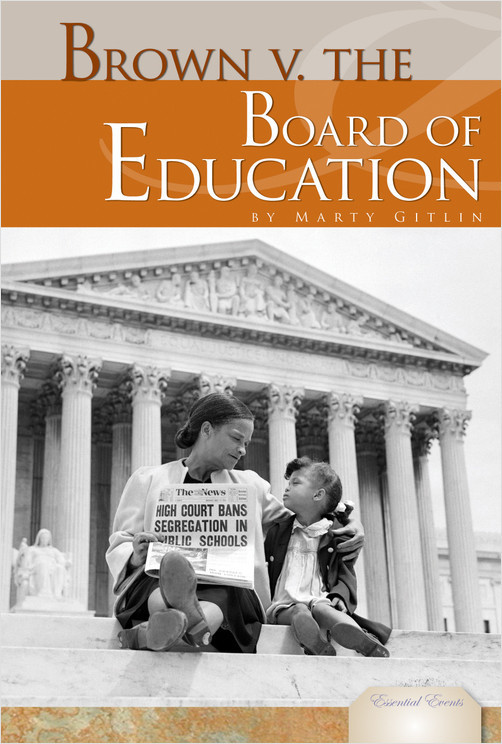 Cover: Brown v. The Board of Education