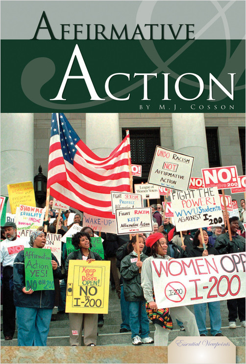 Cover: Affirmative Action