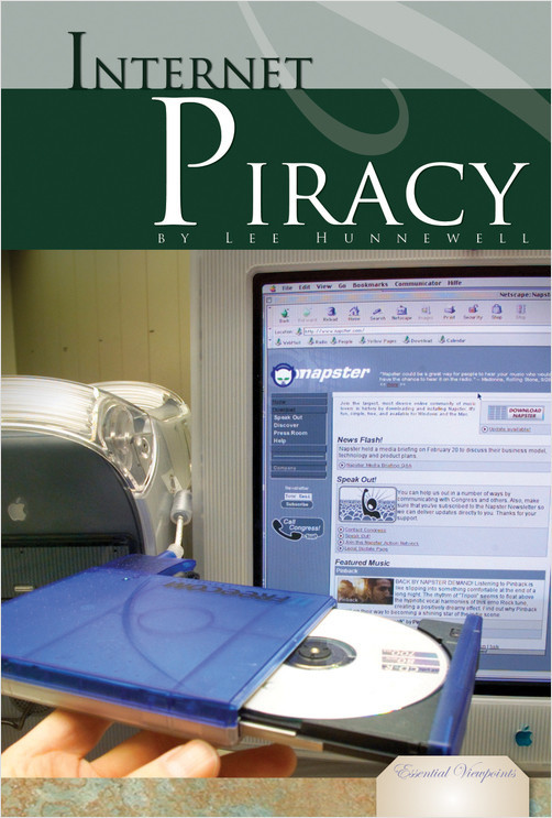 Cover: Internet Piracy