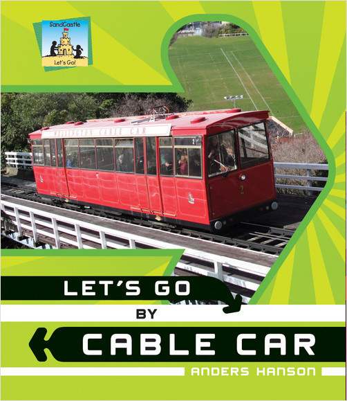 Cover: Let's Go by Cable Car