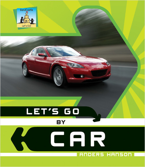 Cover: Let's Go by Car