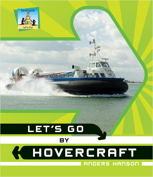Cover: Let's Go by Hovercraft
