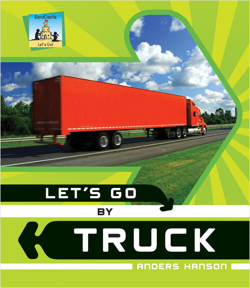Cover: Let's Go by Truck