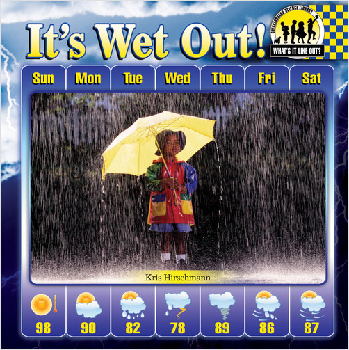 Cover: It's Wet Out!