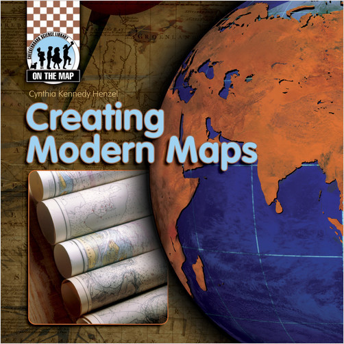 Cover: Creating Modern Maps