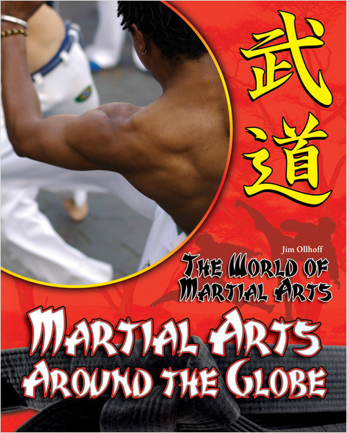 Cover: Martial Arts Around the Globe