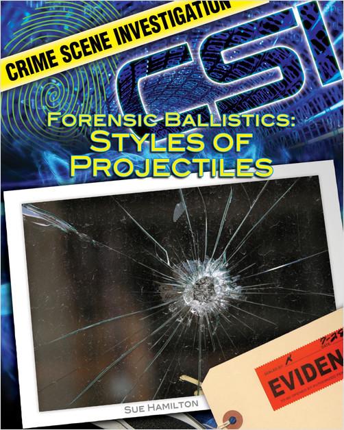 Cover: Forensic Ballistics