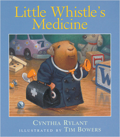 Cover: Little Whistle's Medicine