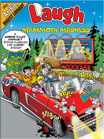 Cover: Mammoth Madness