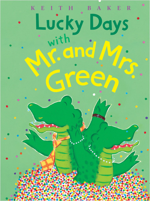 Cover: Lucky Days with Mr. and Mrs. Green