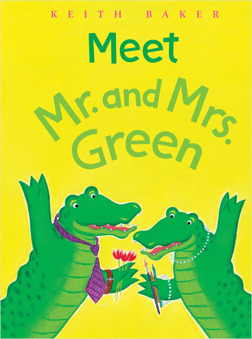 Cover: Meet Mr. and Mrs. Green