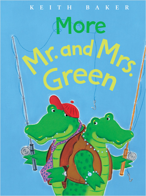 Cover: More Mr. and Mrs. Green