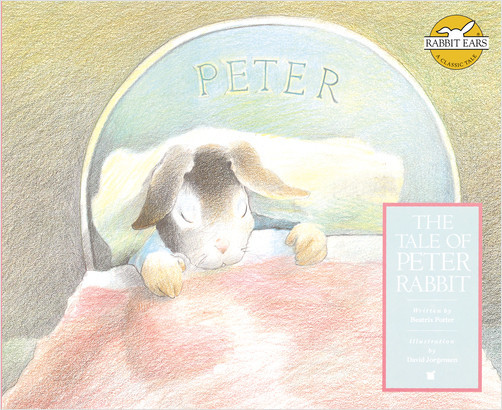 Cover: Tale of Peter Rabbit