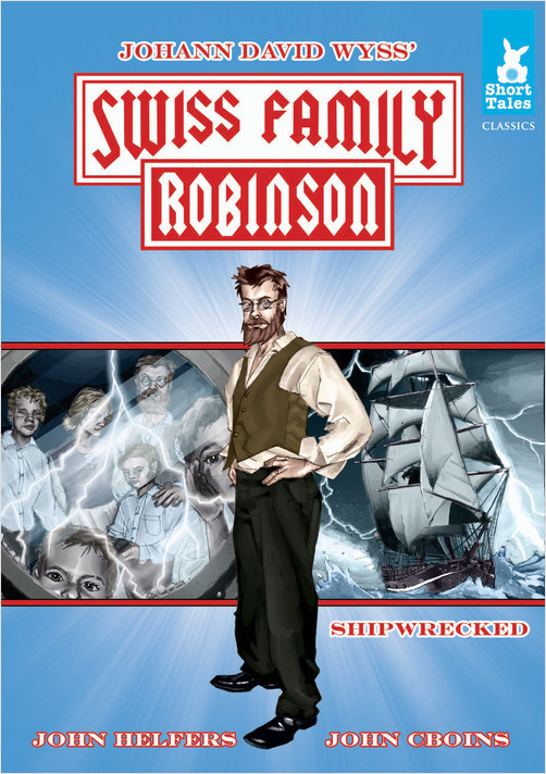 Cover: Swiss Family Robinson Tale #1