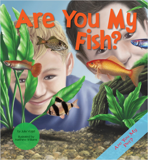 Cover: Are You My Fish?